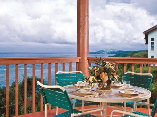Two-Bedroom Penthouse Suite at Wyndham Shearwater, Princeville