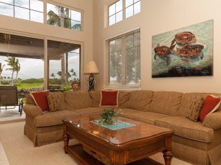 Luxury Property with Golf and Mauna Kea Views, Waikoloa