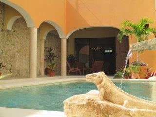 Casa La Iguana, Mérida