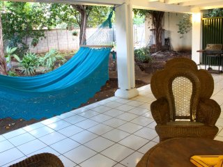 107 APT. Spacious House with Grand Patio & Terrace, Managua