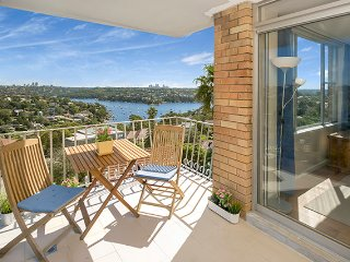 MOSMA - Views over Beauty Point & Quakers Hat Bay, Mosman