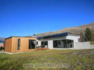 Old Station Lodge, Wanaka