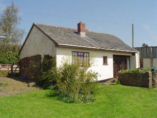 WASTA Cottage in Crediton, Tedburn St. Mary