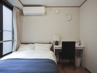 Comfy Cozy Studio, 3min to station, FREE Pct WiFi, Koto