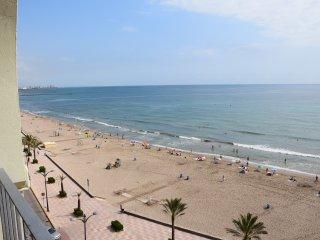 Apartamento 1ª Línea de Playa en Port Saplaya, Alboraya