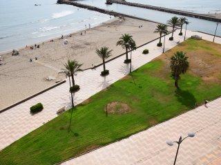 Apartamento 1ª Línea de Playa en Port Saplaya