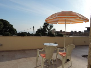 Talir- Studio Apartment with Terrace and Sea View