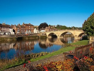 One bed apartment in picturesque riverside town, Bewdley