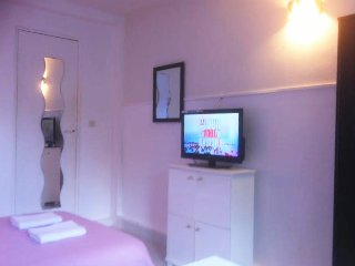 BEAU STUDIO Equipe Meuble ( TV+WI-Fi inclus) a 20min PARIS-DISNEYLAND