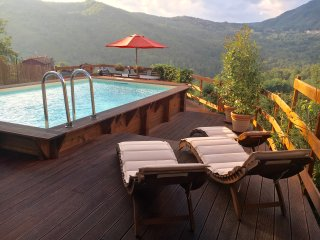 Casa Kennedy,  Tuscan Villa with Private Pool, Bagni Di Lucca