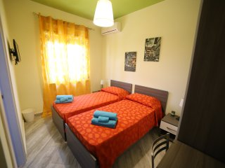 B&B Parco Carrara - Camera Green