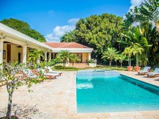 Tamarindos Villa, Casa de Campo, La Romana, D.R