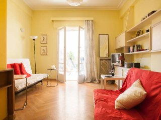 sunny and cosy  flat with big terrace