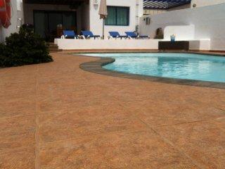 Villa Mirador Sea View con piscina privada climat, Playa Blanca