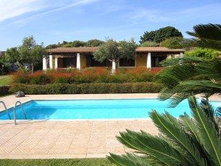 Villa piscina Sardegna