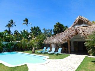 Ravissante villa playa Ballenas