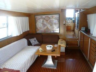 Barco, yate privado completo, Badalona