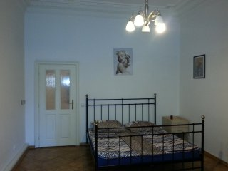 Beautiful spacious flat in Central Prague!, Praag