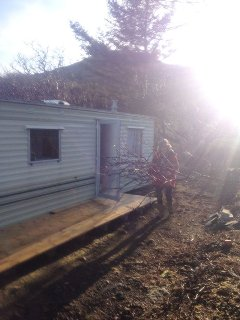 Colins Caravan, Kilchoan