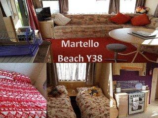 Martello Caravan 2 Bedrooms, St Osyth