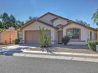 Delightful 3BR Tucson House w/Private Patio!