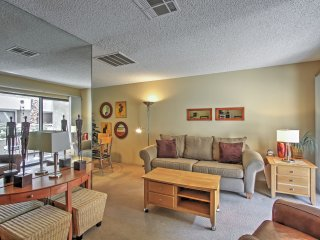 NEW! 1BR Palm Springs Condo w/ Pool Views!