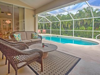3BR Cape Coral House w/ Private Patio & Pool!