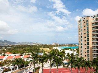 Caribbean Paradise - Cupecoy, Saint Maarten - Gated, Pool, Balcony, Saint-Martin-Du-Puy
