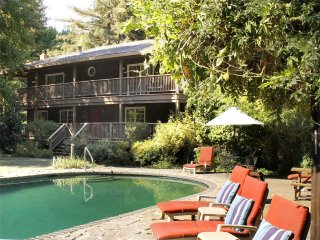 SEQUOIA RETREAT, Guerneville