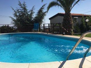 Elegante dependance con piscina, Nicolosi