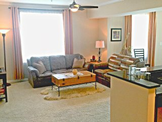 Luxury 2BR/2B, best place to stay in Raleigh