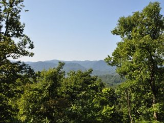 Cherokee Ridge Retreat - Two bedroom rental minutes from Harrahs Cherokee, Tubing and White Water Rafting, Whittier