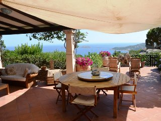Beautiful 3 bedroom villa with amazing sea view, Porto Cervo