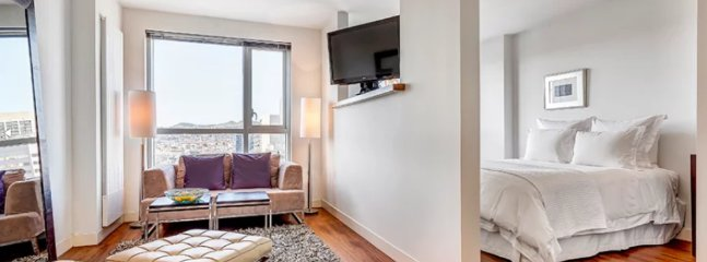 Furnished Studio Apartment at Mission St & 7th St San Francisco