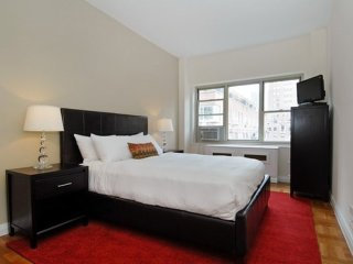 Furnished 1-Bedroom Apartment at Park Ave & E 38th St New York, New York City