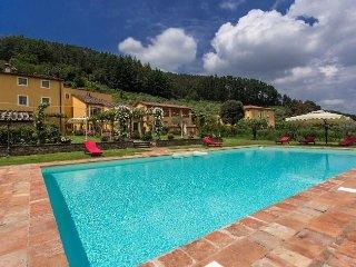 Villa di Vico, Vorno