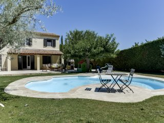 Lovely family home with pool, Aix-en-Provence