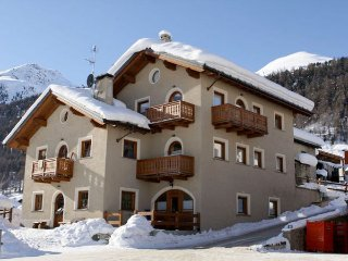 2 bedroom Apartment in Livigno, Lombardy, Italy : ref 5477588