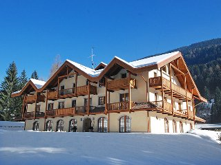 2 bedroom Apartment in Pinzolo, Trentino-Alto Adige, Italy : ref 5054706