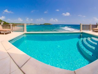 Beach House Gianna - Ideal for Couples and Families, Beautiful Pool and Beach, Oyster Pond