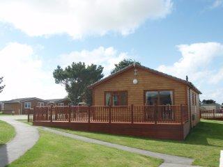 Luxury Lodge 12B, St Merryn
