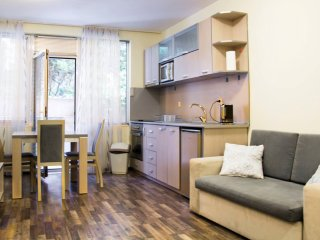 Souterrain Studio Apartment 1 - YES Varna Studios
