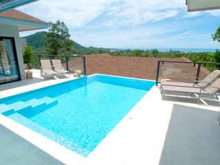Jasmine Villa 3 Bedrooms Sea View, Lamai Beach