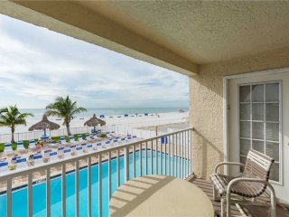 #106 Beach Place Condos, Madeira Beach