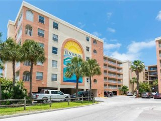 #302 Beach Place Condos, Madeira Beach
