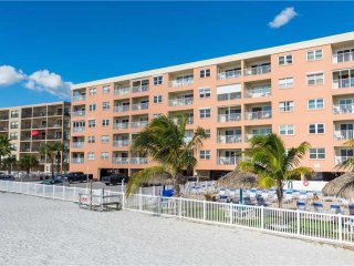 #207 Beach Place Condos, Madeira Beach