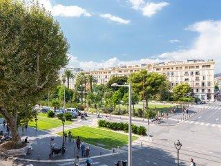 Coulée verte - 1 chambre - Vieux Nice