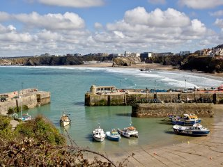 1 Harbour View located in Newquay, Cornwall