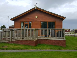Luxury Lodges - Atlantic Bays Holiday Park