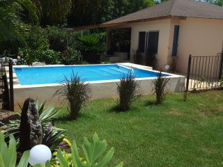 2 bedroom bungalow with pool, terrace, dreaming, Sosua